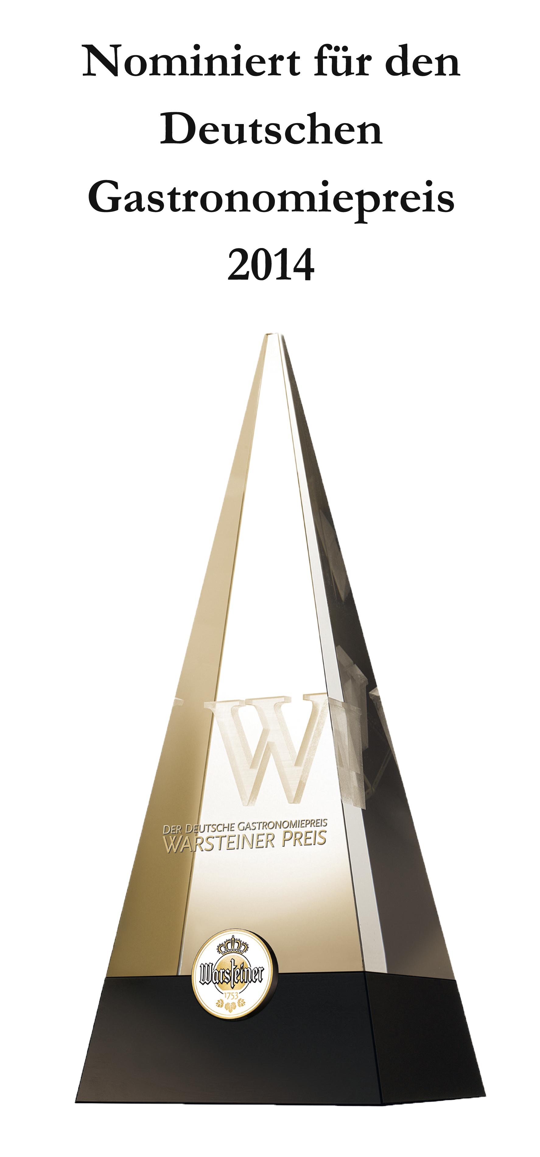 Warsteinerpreis 2014
